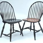 Bow-Back Side Chairs