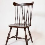 Comb-Back Side Chairs