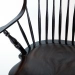 Continuous Arm Arm Chairs