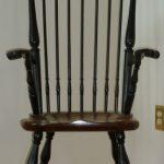 Fan-Back Arm Chair